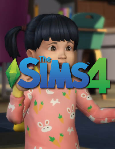 New SIMS 4 Big Little Update And A Vampire Game Pack