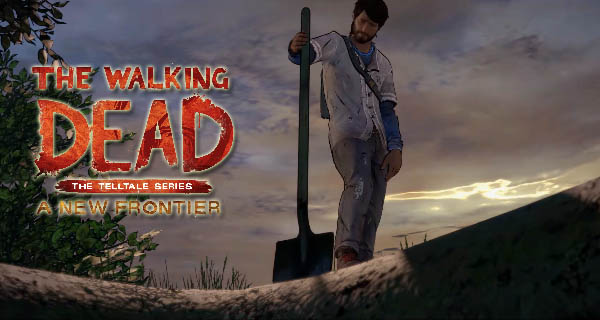 Telltale Games' The Walking Dead Cover