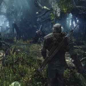The Witcher 3 Wild Hunt Gameplay Image