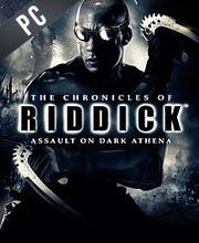 The Chronicles of Riddick Assault on Dark Athena