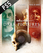 The Dark Pictures Anthology Triple Pack