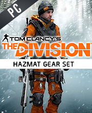 The Division Hazmat Gear Set