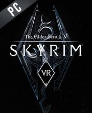 The Elder Scrolls 5 Skyrim VR