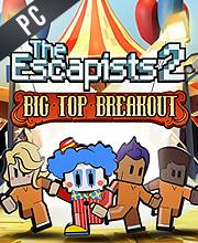 The Escapists 2 Big Top Breakout
