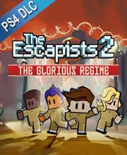 The Escapists 2 The Glorious Regime