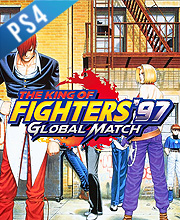 Buy The King Of Fighters 97 Global Match Ps4 Compare Prices
