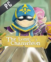 The Lone Chameleon