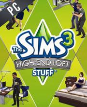 The Sims 3 High End Loft Stuff
