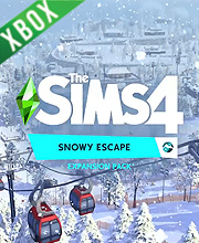 The Sims 4 Snowy Escape Expansion