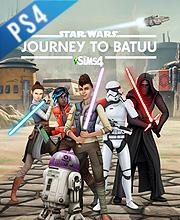 The Sims 4 Star Wars Journey to Batuu