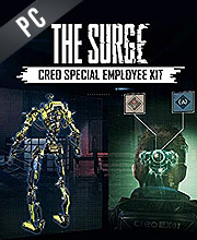 The Surge Special kit Used CREO