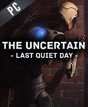 Breaking the quiet the uncertain episode 3