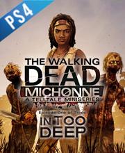 The Walking Dead Michonne Ep 1 In Too Deep