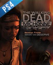The Walking Dead Michonne Ep 3 What We Deserve