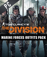 Tom Clancys The Division Marine Forces Outfits Pack
