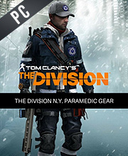 Tom Clancys The Division NY Paramedic Gear