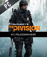 Tom Clancys The Division NY Police Gear Set