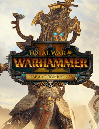 Total War Warhammer 2 Rise of the Tomb Kings Legendary Lords