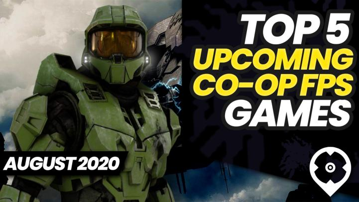 Top 5 Upcoming Co-op FPS games