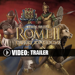 Buy Total War ROME 2 Desert Kingdoms Culture Pack CD Key Compare Prices