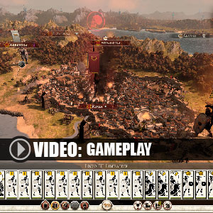 Total War ROME 2 Empire Divided Gameplay Video