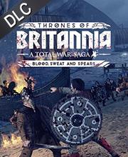 Total War Saga THRONES OF BRITANNIA Blood, Sweat and Spears