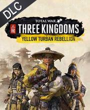 Total War Three Kingdoms Yellow Turban Rebellion