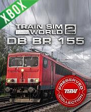 Train Sim World 2 DB BR 155