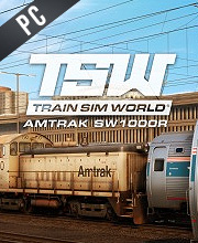 Train Sim World Amtrak SW1000R