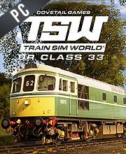 Train Sim World BR Class 33 Loco Add-On