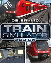 Train Simulator DB 440 Coradia Continental Loco Add-On