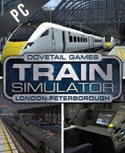 Train Simulator East Coast Main Line London Peterborough