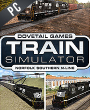 Train Simulator Norfolk Southern N-Line Route Add-On