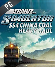 Trainz Simulator SS4 China Coal Heavy Haul
