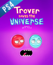 Trevor Saves the Universe