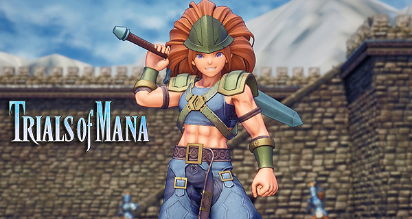 Trails of Mana Day One