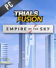 Trials Fusion Empire of the Sky