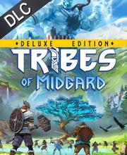 Tribes of Midgard Deluxe Content