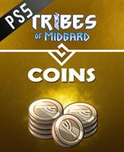 Tribes of Midgard Platinum Coins