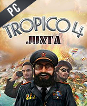 Tropico 4 Junta Military DLC