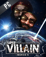 Tropico 5 Supervillain