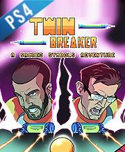 Twin Breaker A Sacred Symbols Adventure