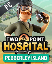 Two Point Hospital Pebberley Island