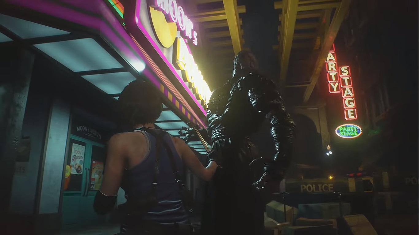 Resident Evil 3 Brings Back