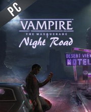 Vampire The Masquerade Night Road