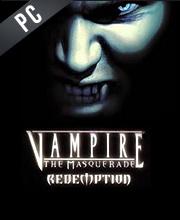 Vampire The Masquerade Redemption