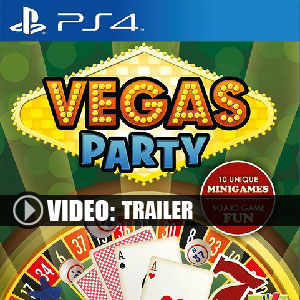 Buy Vegas Party PS4 Game Code Compare Prices