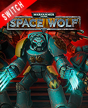 WARHAMMER 40K SPACE WOLF