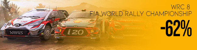 WRC 8 FIA World Rally Championship CD Key Compare Prices