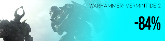 Best discount for Warhammer: Vermintide 2 CD key